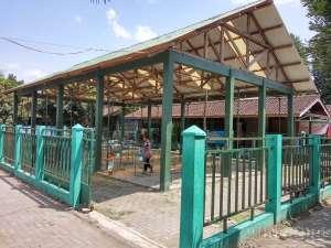 tempat latihan burung kicauan di pasar PASTY