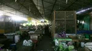 Salah satu area di Pasar Prambanan sementara