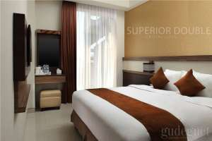 Superior Double di Crystal Lotus Hotel