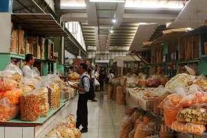 Pasar Kranggan bagian baru di sisi utara