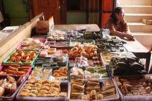 Pasar Kranggan, salah satu pusat jajan pasar di Yogyakarta