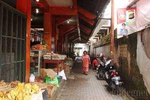 Selasar pasar Gading, Yogyakarta
