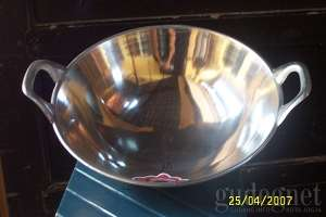 wajan SP Aluminium