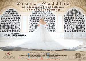 Paket Wedding Sahid Raya