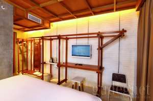 Room Studio Kita 2 di Greenhost Boutique Hotel