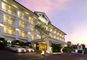 Tampak depan Gallery Prawirotaman Hotel