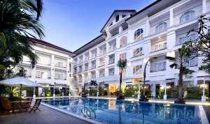 Swimming pool Gallery Prawirotaman Hotel