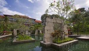 Taman Sari Water Castle Swimming Pool Overview Small
