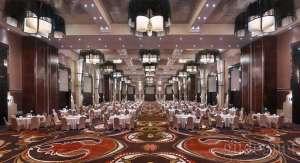 The Kasultanan Ballroom
