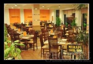Coffe shop merapi_abadi hotel