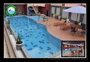 Pool_abadi hotel