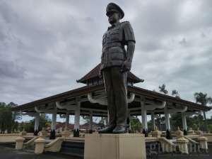 Patung pahlawan pancasila