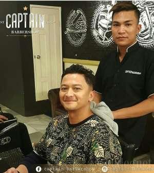 captain barbershop jogja