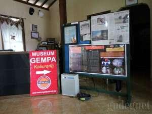 Koleksi Di Museum Gempa Prof. Sarwidi Jogja