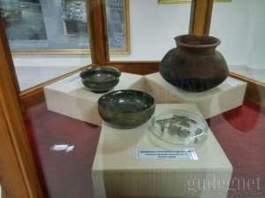 Salah satu koleksi di Museum UII