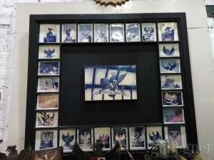 Koleksi foto-foto di Rumah Garuda
