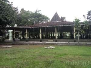 Pendopo di Museum Wayang Kekayon