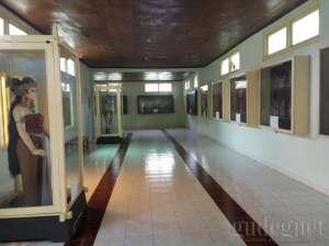 Ruang Gallery di Museum Wayang Kekayon