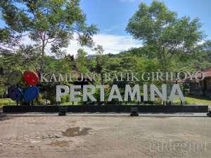 Sentra industri batik tulis Giriloyo