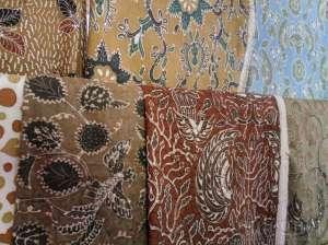 Koleksi batik tulis Giriloyo