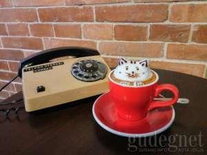 Coffee 3D Cafe Brick Jogja