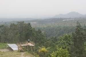 Bukit Klangon Merapi