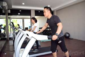 Fitness Grand Ambarrukmo