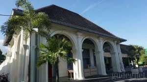 Arsitektur Museum Benteng Vredeburg Bercorak Kolonial