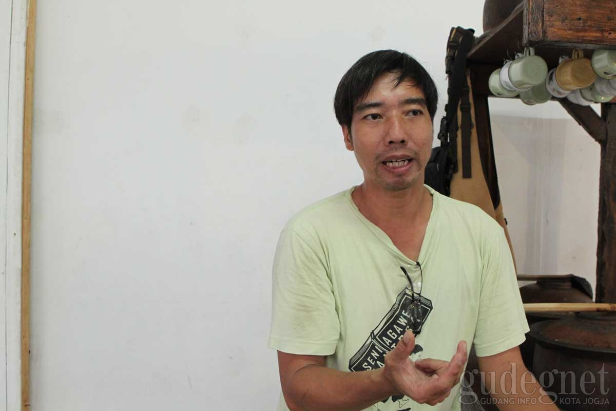 """Paseduluran"" Dalam Secangkir Kopi Jo di Pasar Kangen Jogja 2016"