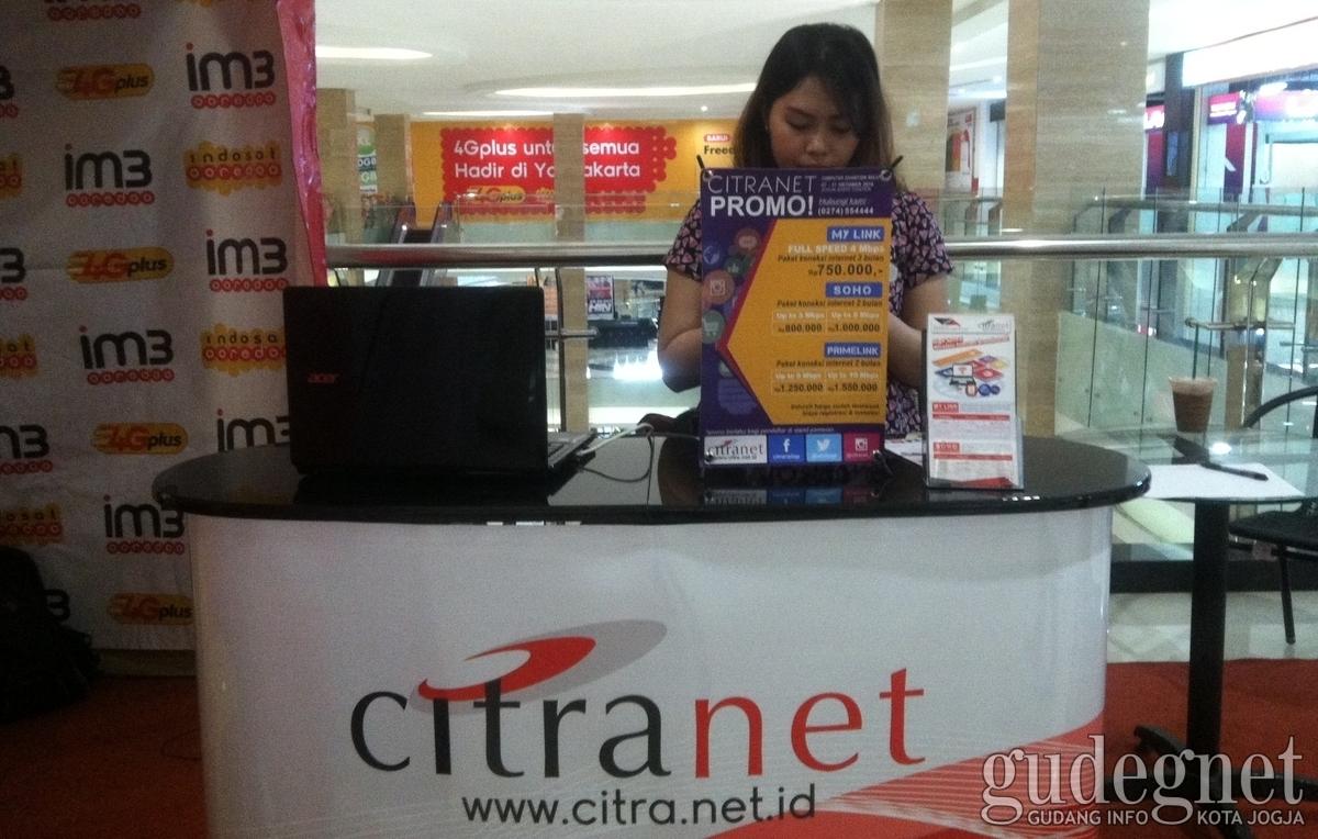 Citranet Ramaikan Gelaran Pinasthika di Hartono Mall