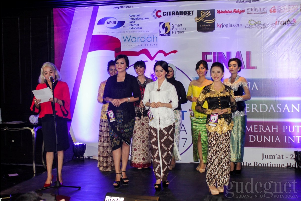 Telah Terpilih, Wakil Jogja untuk Miss Internet Indonesia 2017