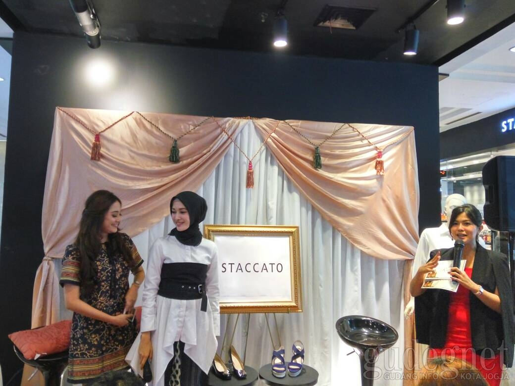 Ramadhan Styling and sharing session bersama Staccato