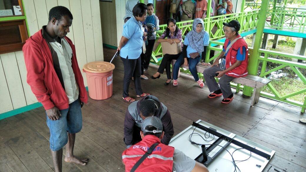 UGM Kirim Tim DERU untuk Tangani Gizi Buruk di Asmat