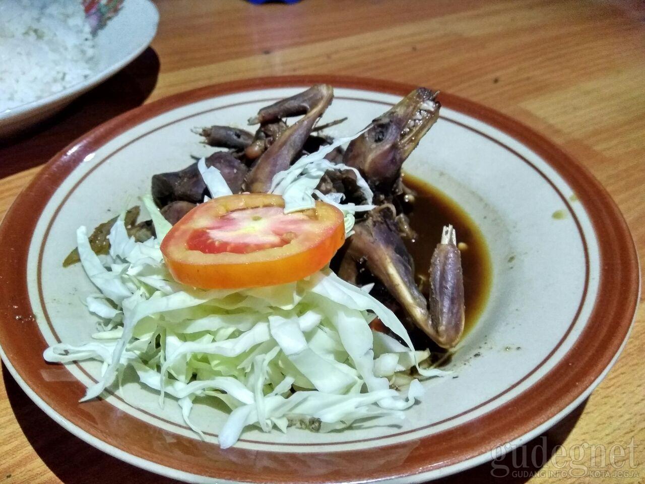 Warung Kuliner Ekstrem Di Jogja Berani Coba Yogya Gudegnet