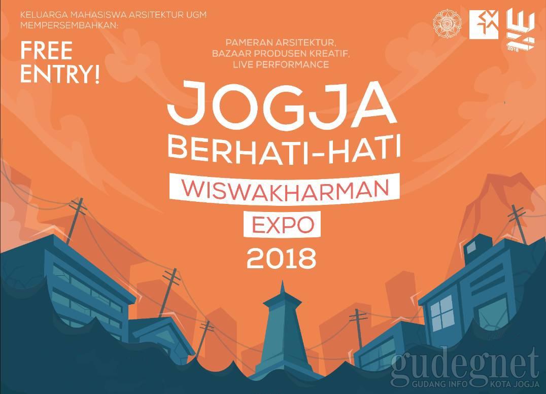 Wiswakharman Expo Arsitektur UGM Akan Digelar