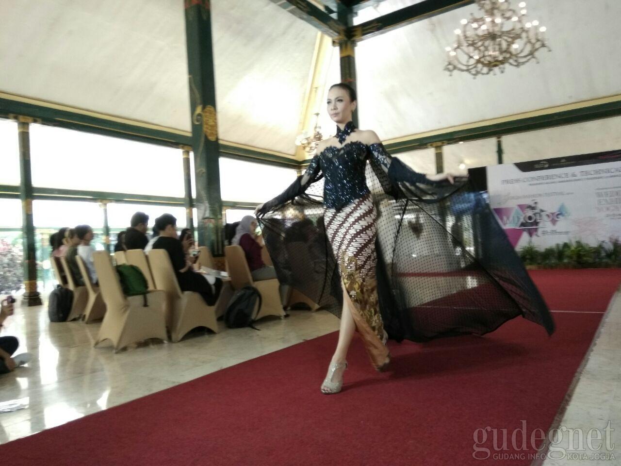 500 Outfit Bakal Tampil di Jogja Fashion Festival 2018