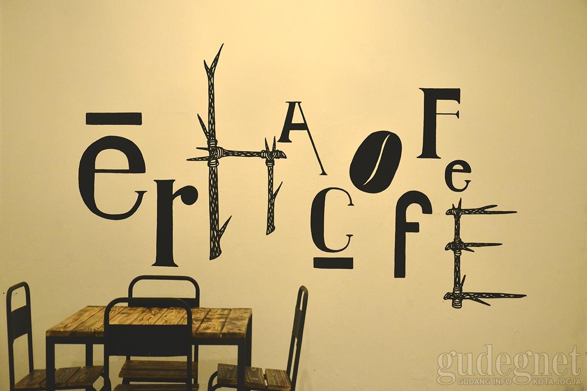 Erha Coffee & Literacy, Memulai Pergerakan dari Secangkir Kopi