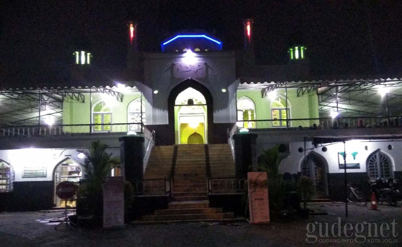 Semarak Ramadan di Masjid Syuhada Kotabaru