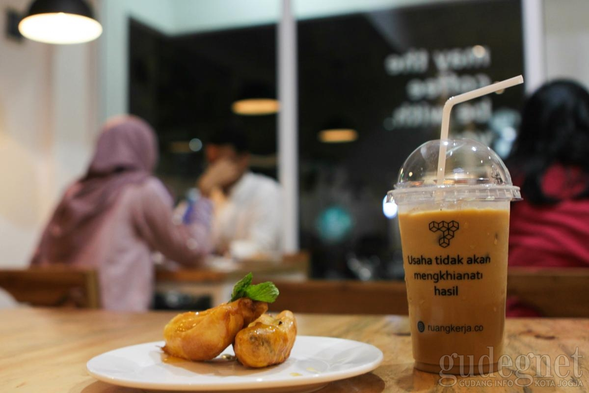 Ruang Kerja Coffee & Collaboration, Integrasi Coffee Shop dan Working Space