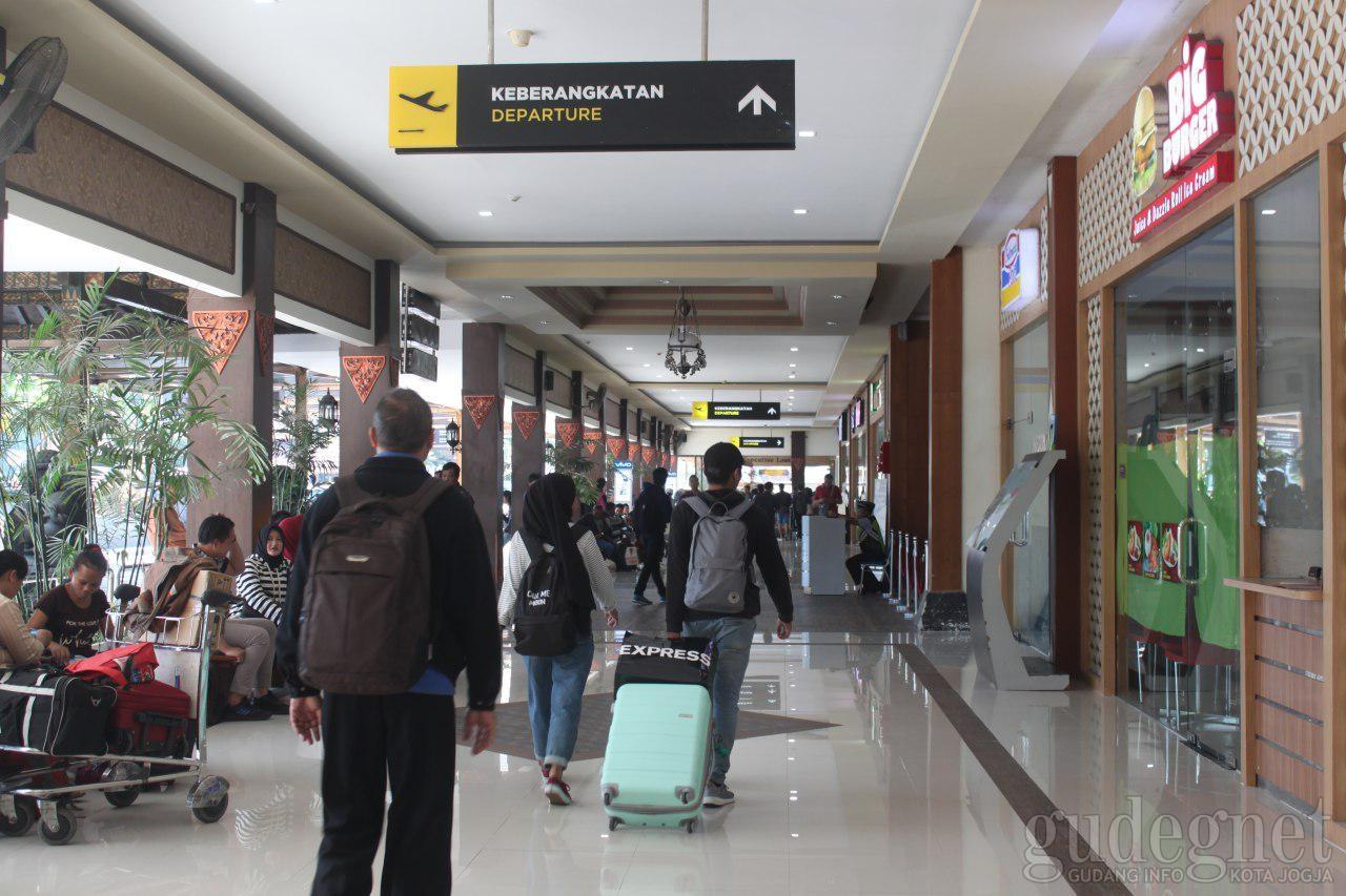 Lebaran 2018, Bandara Adisutjipto Gelar Posko Angkutan Udara