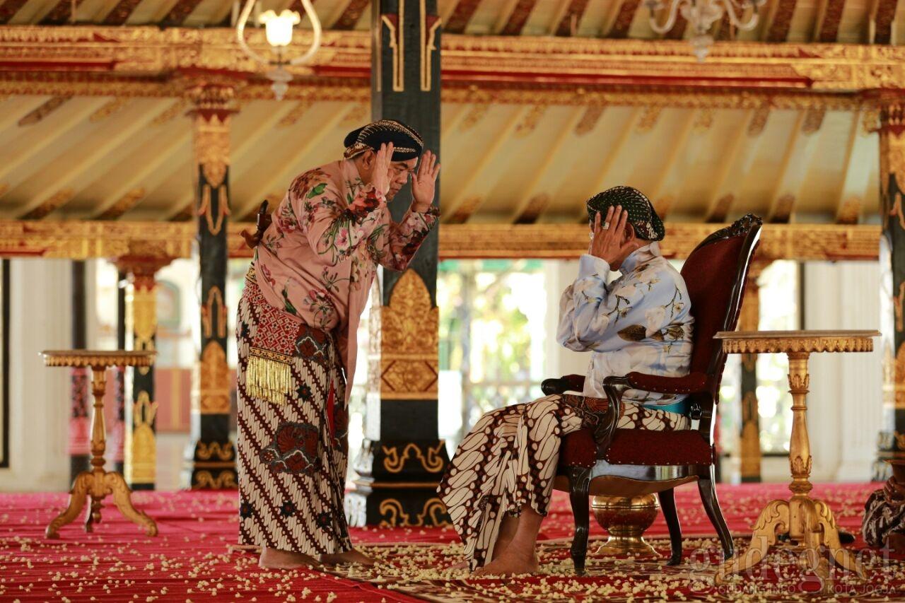 Pelaksanaan Hajad Dalem Ngabekten Keraton Yogyakarta