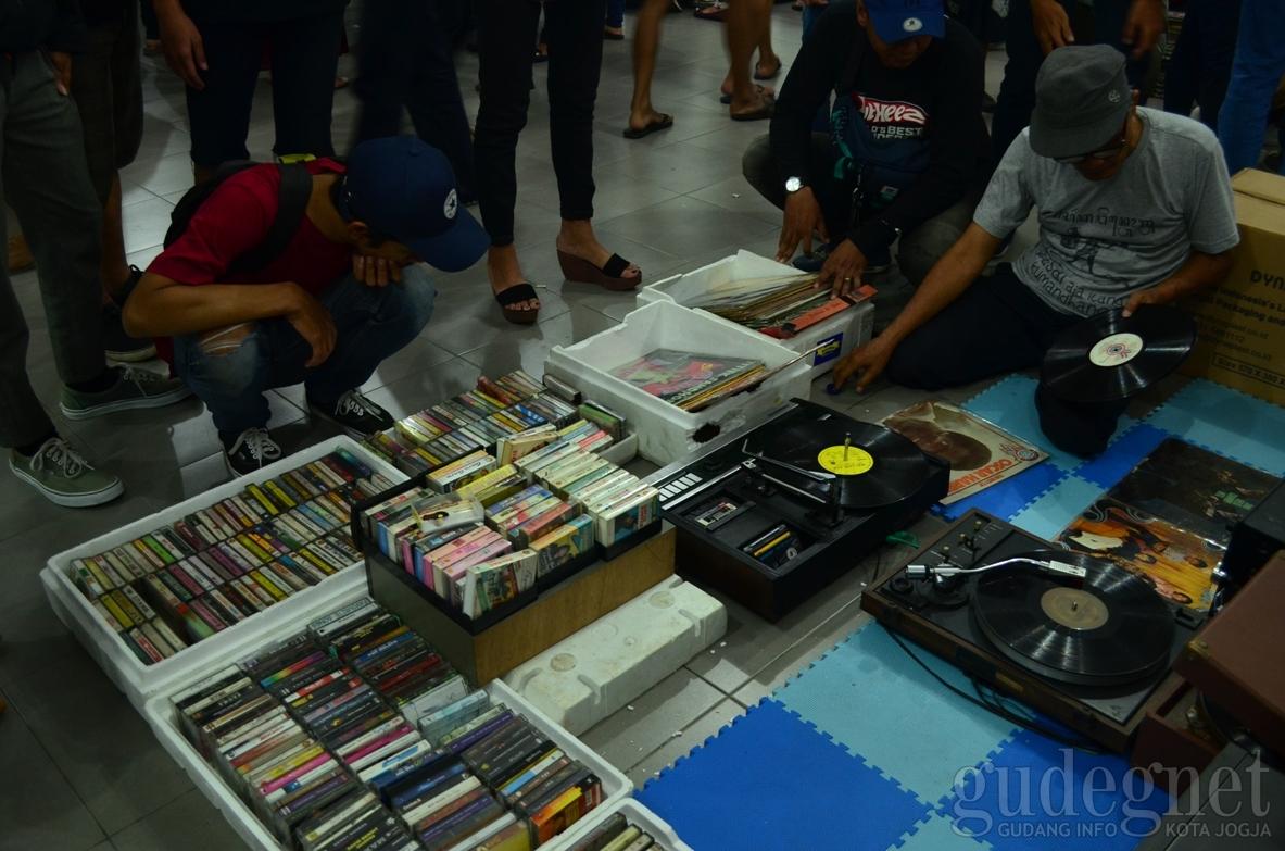 Barang-barang di Pasar Kangen 2018 ini Bakal Ajak Bernostalgia