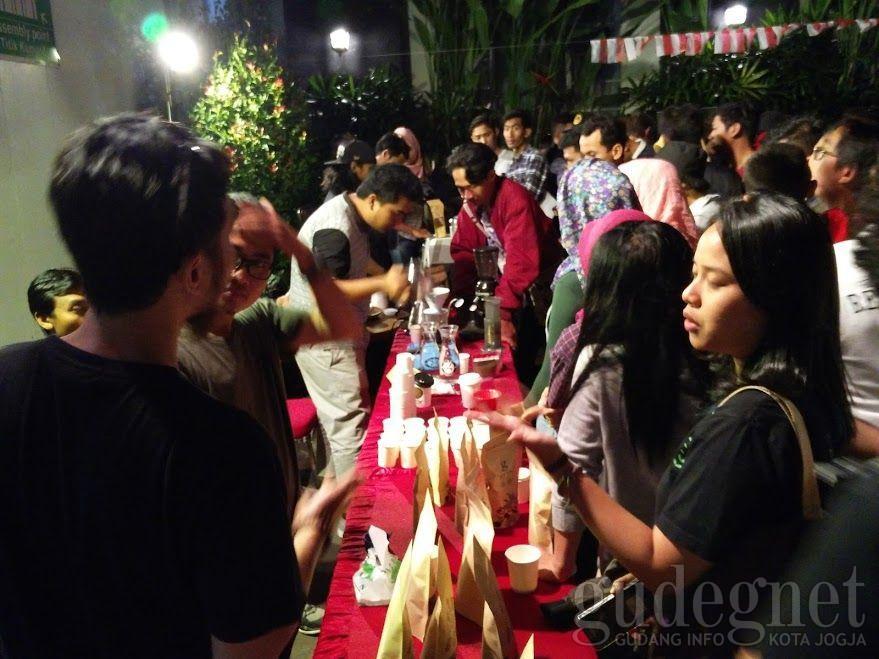 """Prawiro Coffee Festival #2 """"Menuju Jogja sebagai Kota Wisata Kopi Dunia"""""""