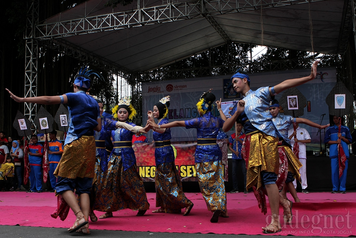 Festival Bumi Merapi Mengangkat Potensi Wisata Sleman