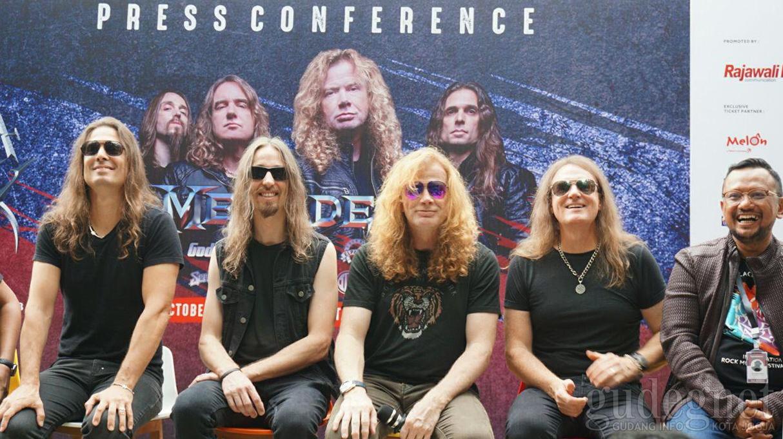 JogjaROCKarta Jilid Dua Gandeng Megadeth di Panggung Internasional