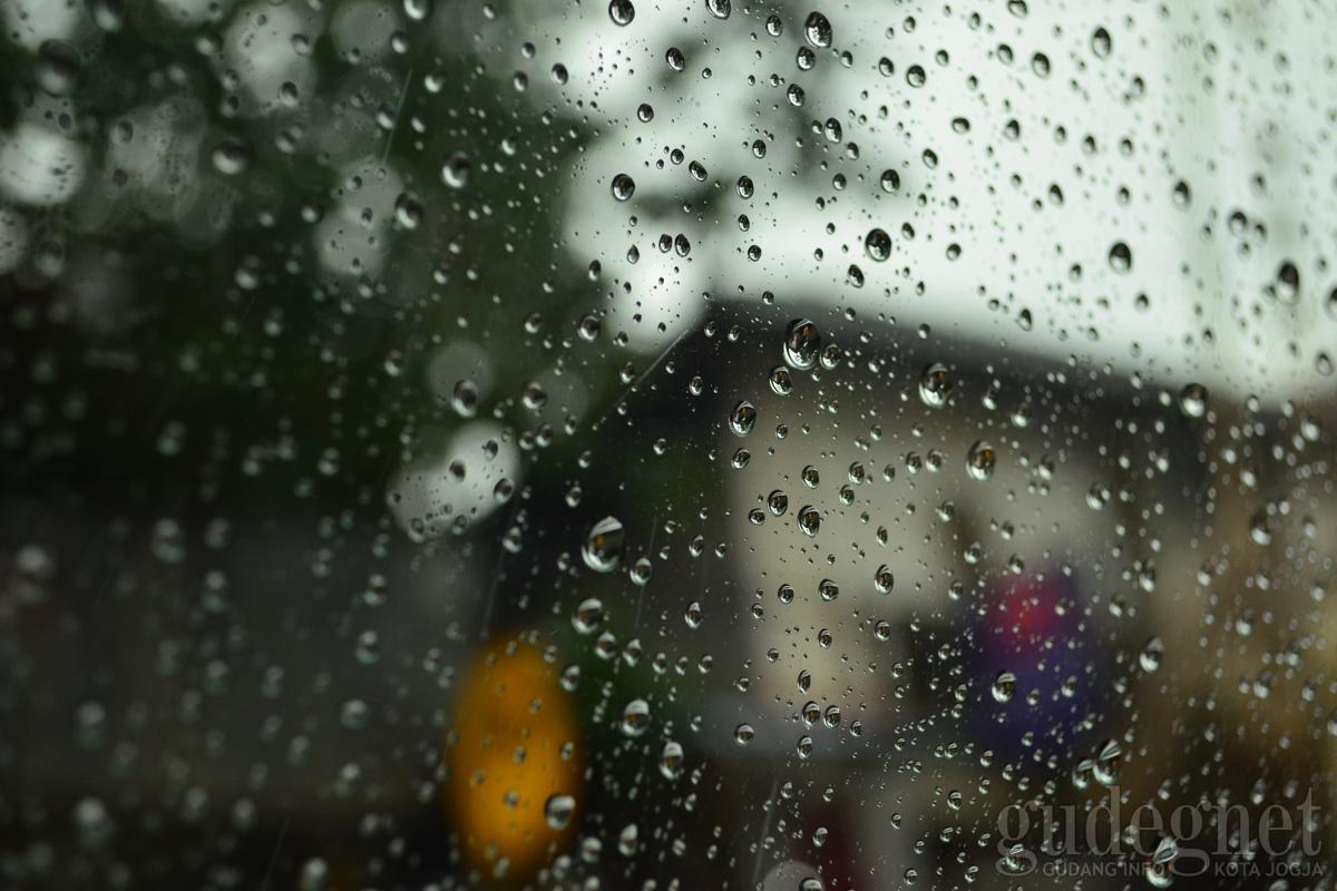 Kamis 8 November 2018, DIY Diprediksi Hujan