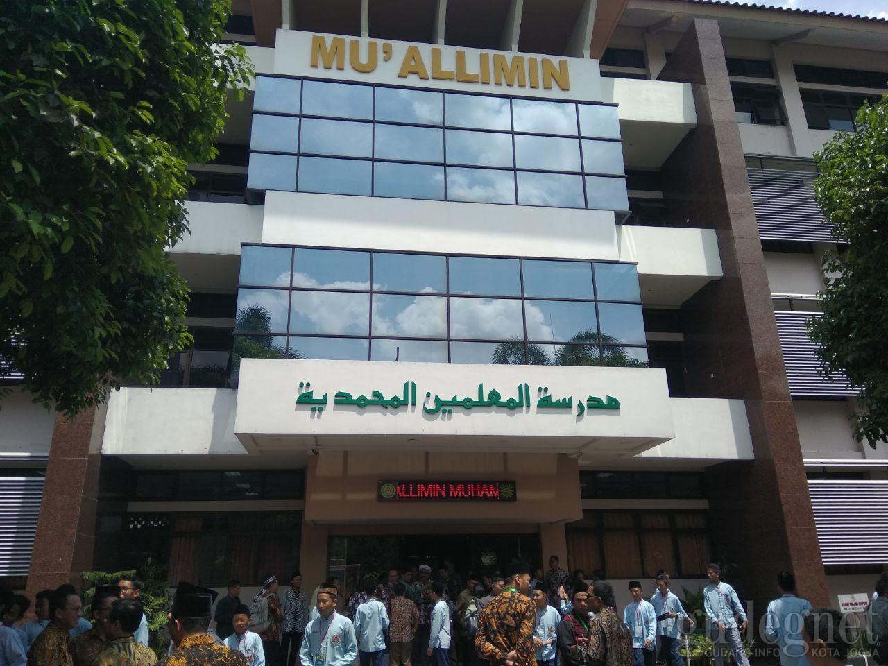 Sejarah di Balik Satu Abad Madrasah Muallimin Muhammadiyah Yogyakarta