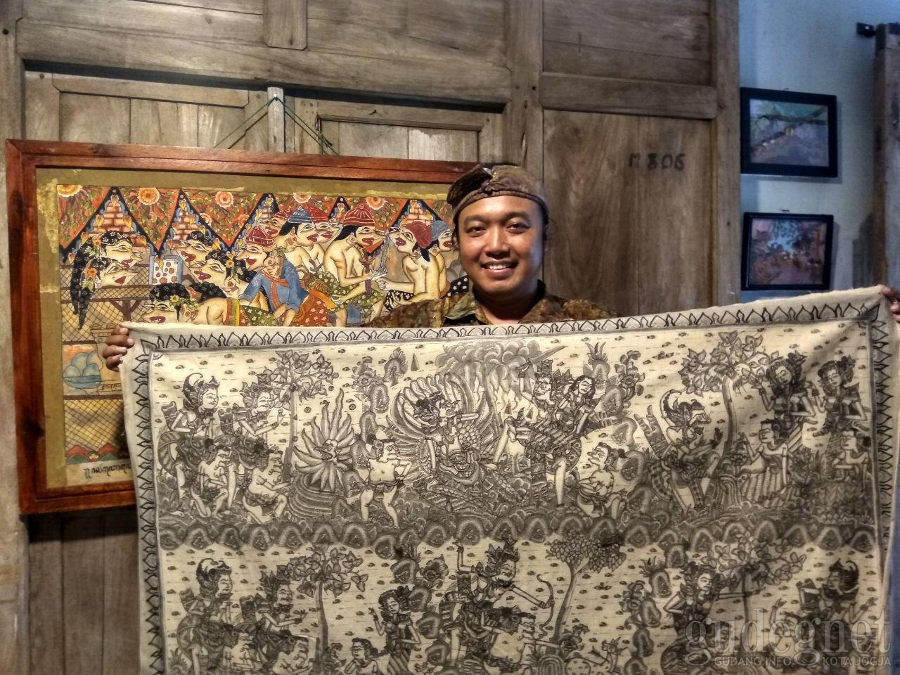 Mengenal Sosok Pendiri Museum Wayang Beber Sekartaji