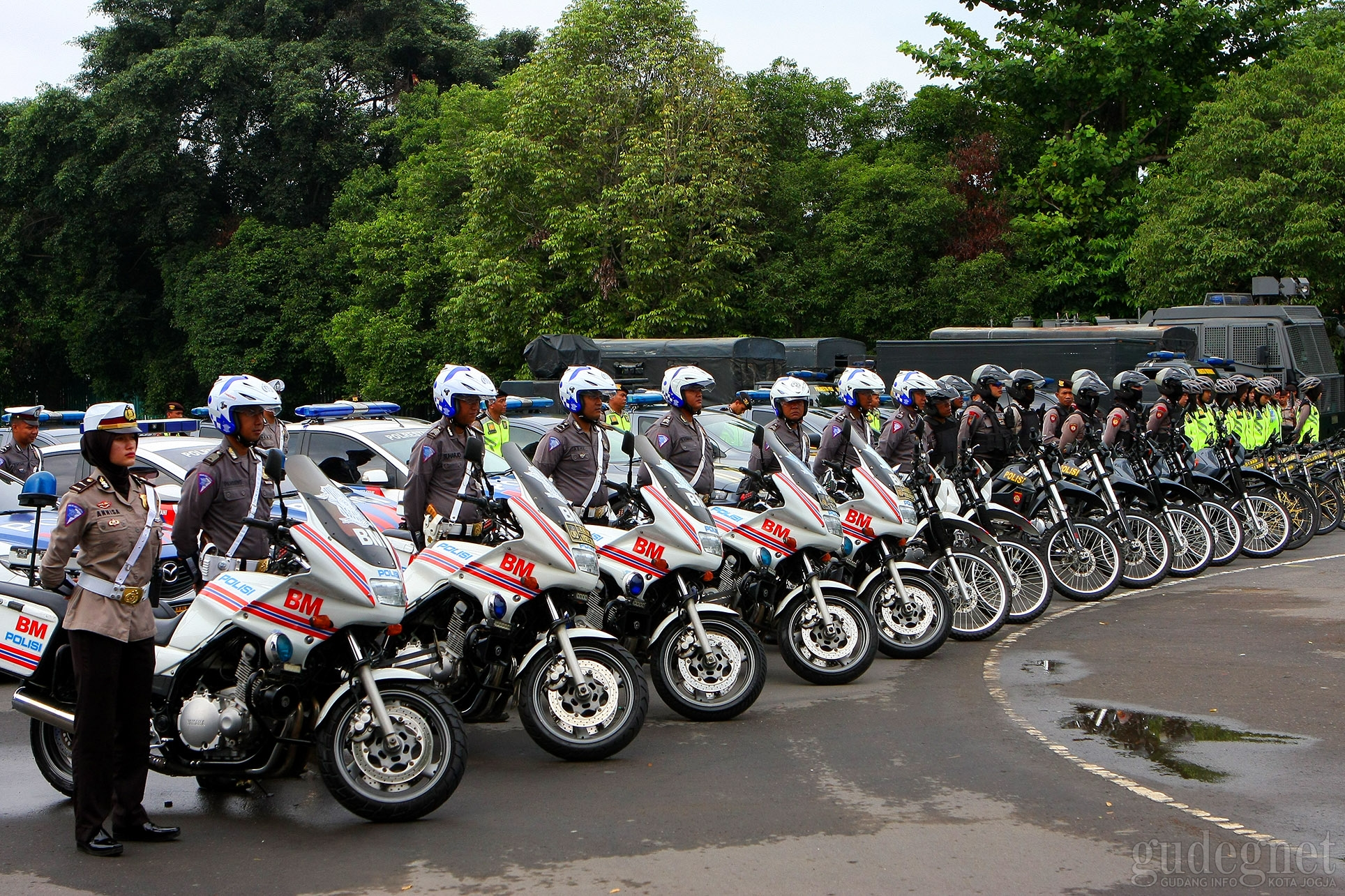 Pemkot dan Polresta Jogja Siap Amankan Nataru