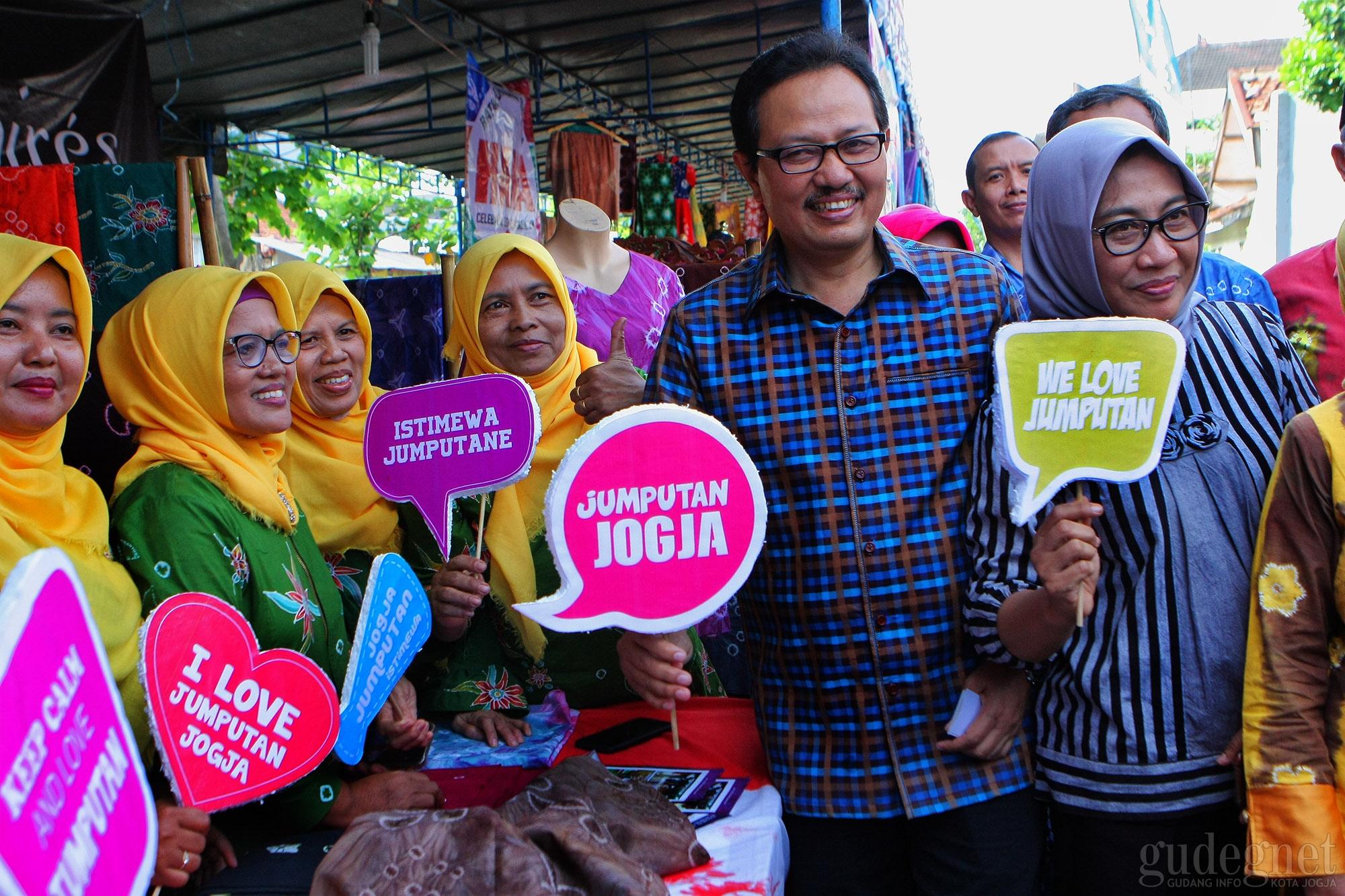 Kelurahan Tahunan akan Jadi Sentra Fashion Yogyakarta